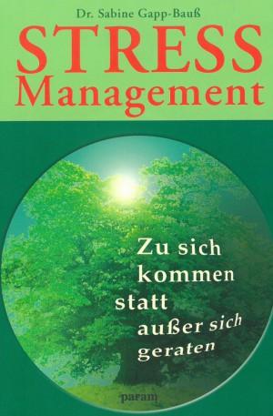Dr. Sabine Gapp-Bauß - Stress Management